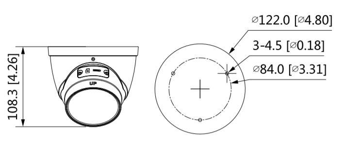 IPC-HDW5241T-ZE-27135 - wymiary