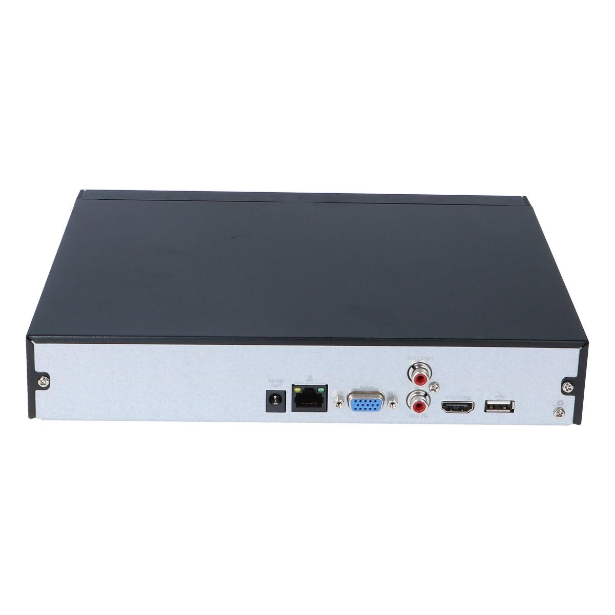 złącza rejestratora NVR2108HS-4KS2