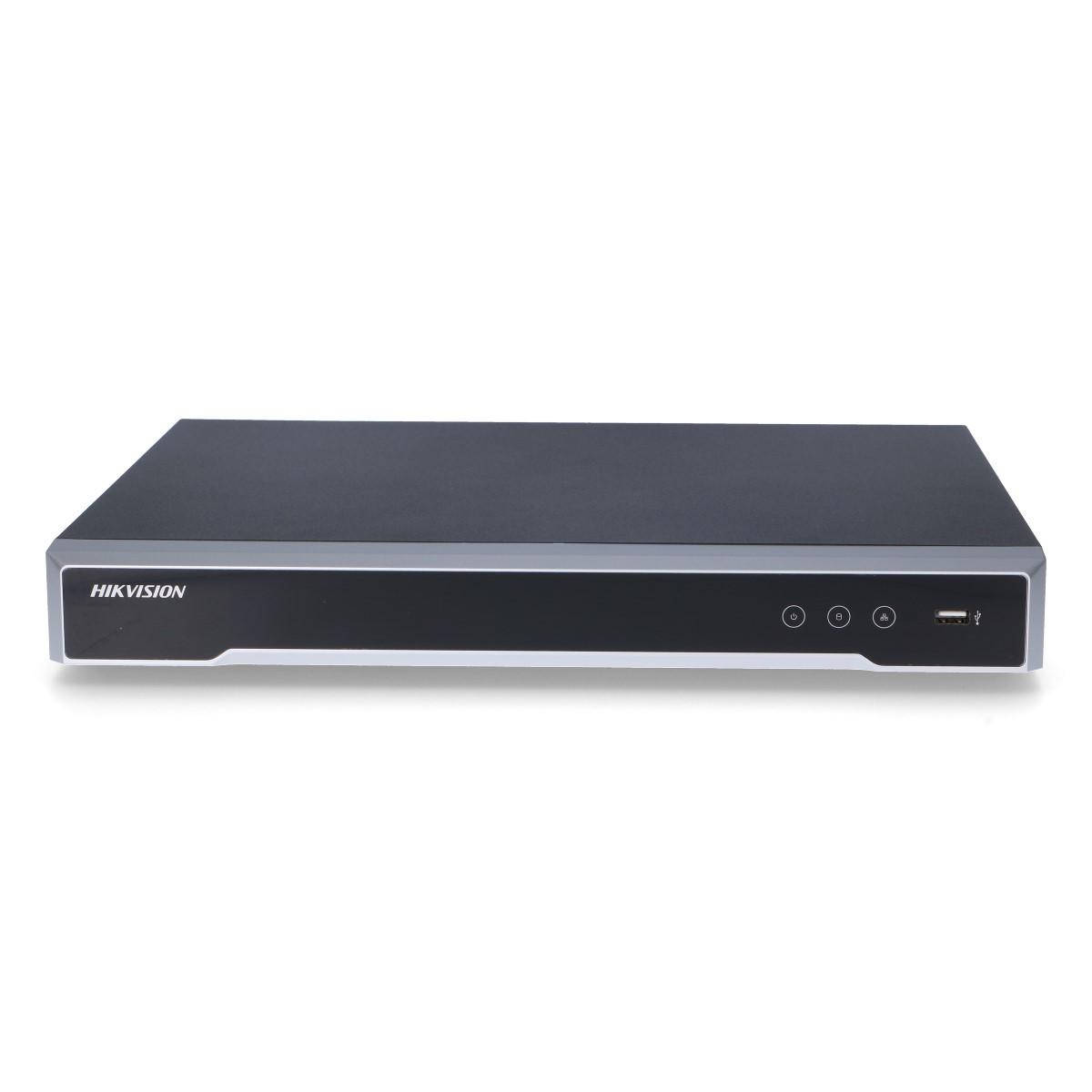 rejestrator 16-kanałowy IP DS-7616NI-K2