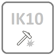 wandaloodporność IK10